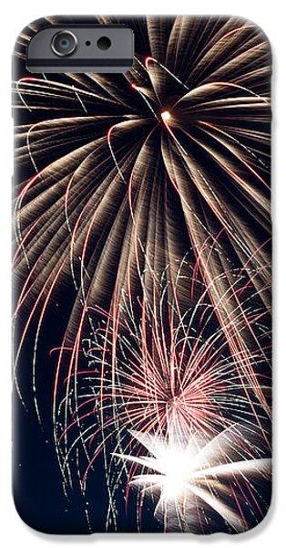 Firework stack iPhone Case by Jason Meyer