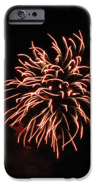 Fireworks 2 iPhone Case by Scott Angus