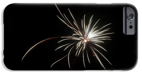 Independance Day iPhone Cases - Fireworks 48 iPhone Case by Cassie Marie Photography