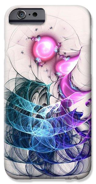 Idea iPhone Cases - First Impression iPhone Case by Anastasiya Malakhova