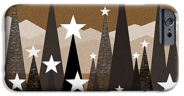 First Star iPhone Cases - First Light II iPhone Case by Val Arie