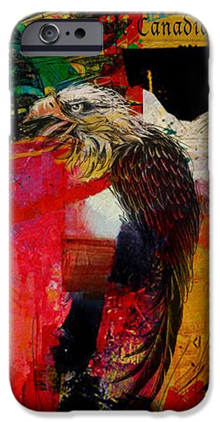 Confederacy iPhone Cases - First Nations 29 iPhone Case by Corporate Art Task Force