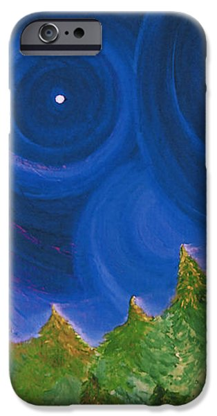 First Star Wish by jrr iPhone Case by First Star Art