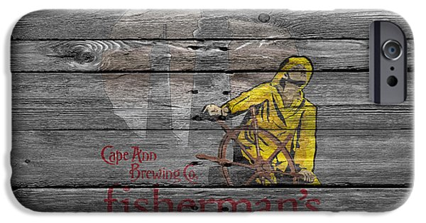 Fishermen iPhone Cases - Fishermans iPhone Case by Joe Hamilton