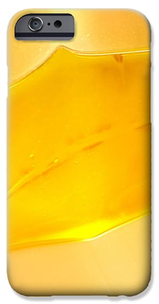 Fishhooks of Light iPhone Case by Omaste Witkowski