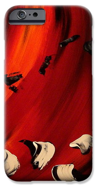 Flamboyant iPhone Case by Isabelle Vobmann
