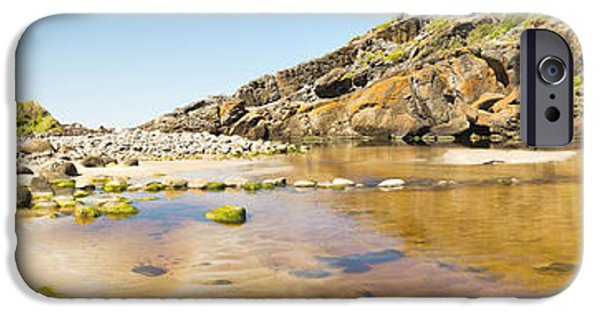 Fleurieu Peninsula iPhone Cases - Fleurieu Peninsula South Australia iPhone Case by Tim Hester