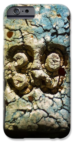 Crabbing iPhone Cases - Float Number 39 iPhone Case by Rebecca Sherman