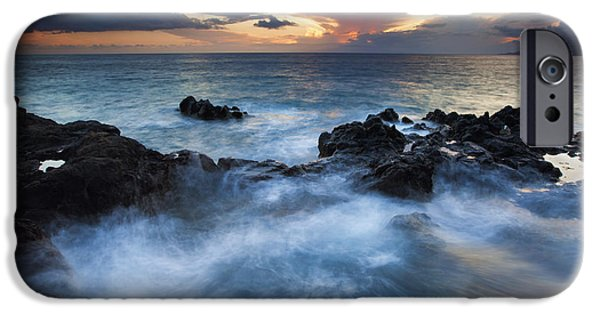 Floods Photographs iPhone Cases - Flooded iPhone Case by Mike  Dawson