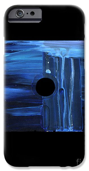 Disc Mixed Media iPhone Cases - Floppy 11 iPhone Case by Brandon Lynch