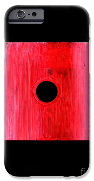 Disc Mixed Media iPhone Cases - Floppy 12 iPhone Case by Brandon Lynch