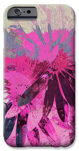 Floral Fiesta - s31at01b iPhone Case by Variance Collections