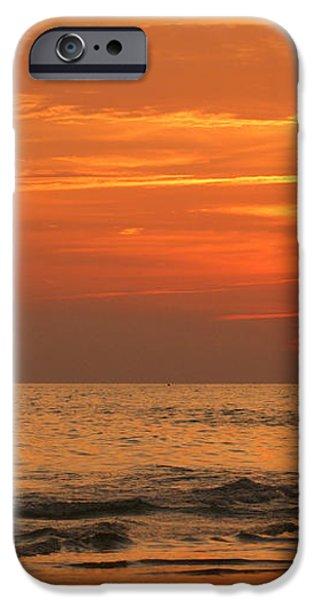 Florida Sunset iPhone Case by Sandy Keeton
