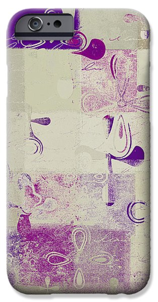 Florus Pokus a01d iPhone Case by Variance Collections
