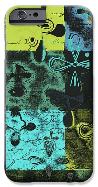 Florus Pokus a02 iPhone Case by Variance Collections