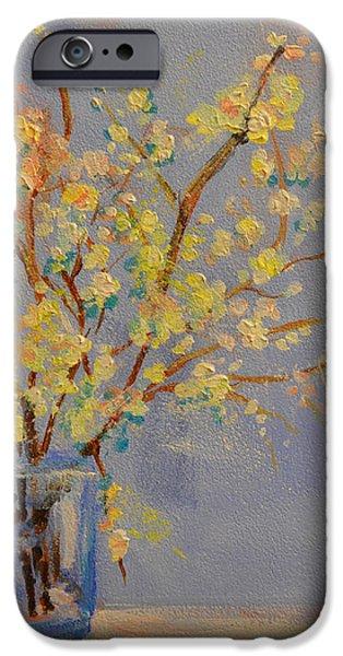 Flower arrangement exotic  iPhone Case by Patricia Awapara