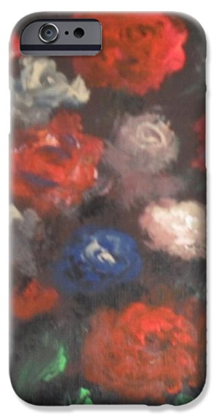 Flowers iPhone Case by Laurie D Lundquist