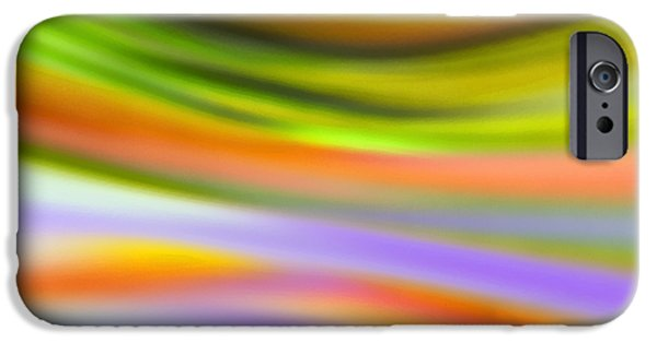 Flowing With Life 20 iPhone Case by Angelina Vick