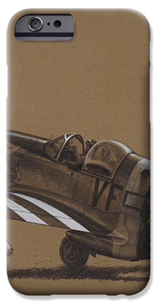 Flying Dutchman iPhone Case by Wade Meyers