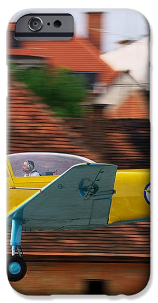 Flying low iPhone Case by Ivan Slosar