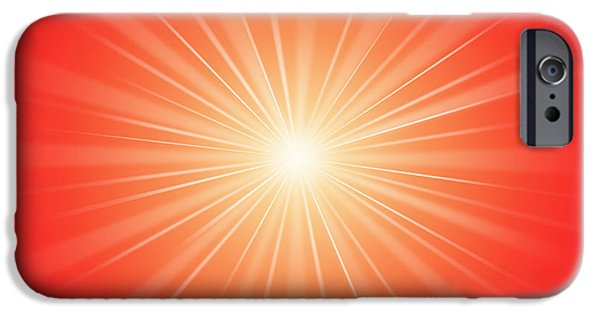 Inner Self iPhone Cases - Focus for Meditation 2 iPhone Case by Philip Ralley