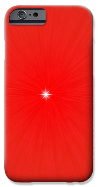 Focus for Meditation iPhone Case by Philip Ralley