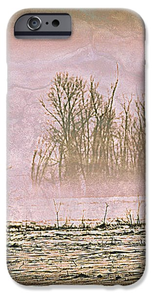 Fog Abstract 2 iPhone Case by Marty Koch