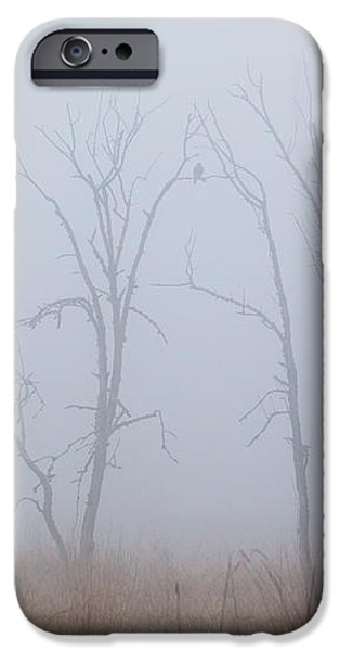 Fog iPhone Case by Angie Vogel