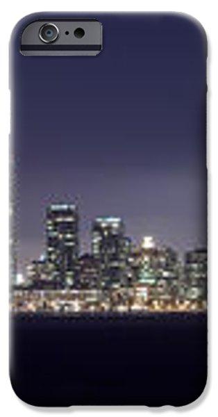 Fog City San Francisco iPhone Case by Mike Reid