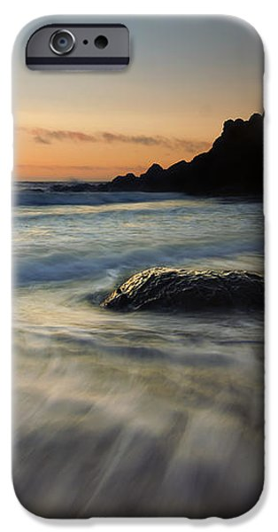 Fogarty Tides iPhone Case by Mike  Dawson