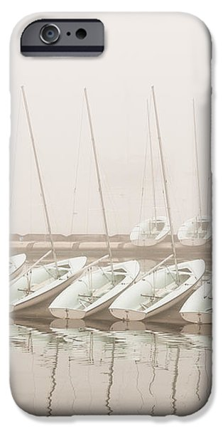 Fogged In Again iPhone Case by Bob Orsillo