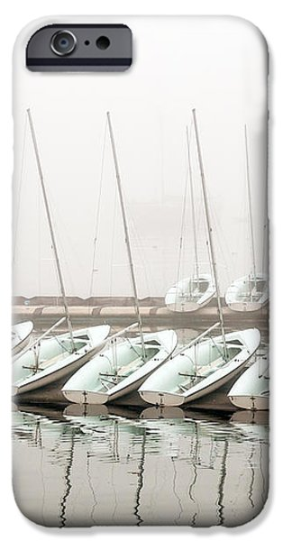 Fogged In iPhone Case by Bob Orsillo