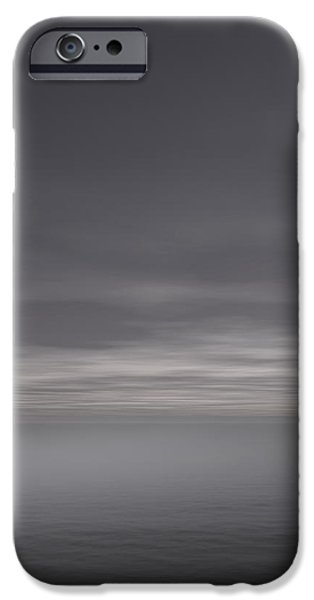 Foggy Stillness iPhone Case by Lourry Legarde