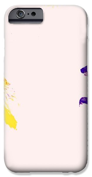 fooling around iPhone Case by Hilde Widerberg