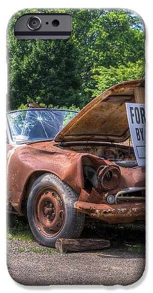 For Sale by Owner iPhone Case by Rick Kuperberg Sr