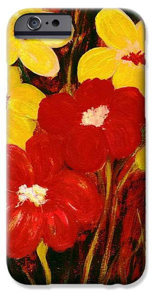 Love Digital Art iPhone Cases - For You iPhone Case by Anastasiya Malakhova