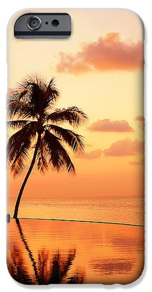 For YOU. Dream Comes True II. Maldives iPhone Case by Jenny Rainbow