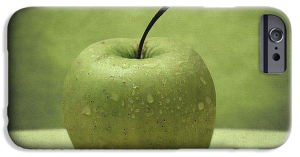 Reflection Harvest iPhone Cases - Forbidden fruit iPhone Case by Taylan Soyturk