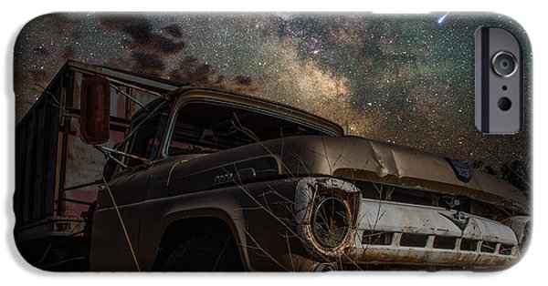 Ford Truck iPhone Cases - Ford iPhone Case by Aaron J Groen