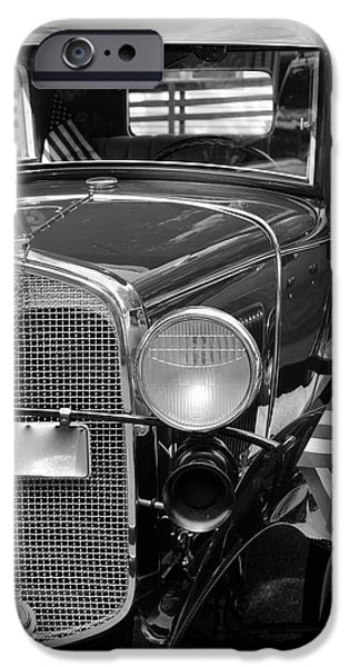 Rollingstone iPhone Cases - Ford iPhone Case by Tiffany Erdman