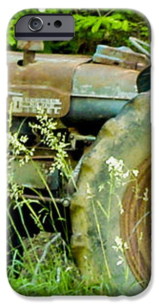 Fordson Major Diesel Two iPhone Case by Robert J Andler
