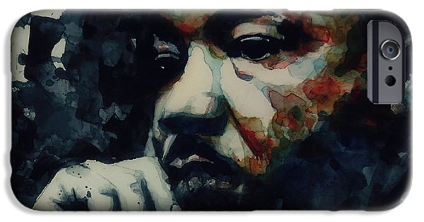 Civil Rights iPhone Cases - Forgiveness Is Not An Occasional Act It Is A Constant Attitude iPhone Case by Paul Lovering