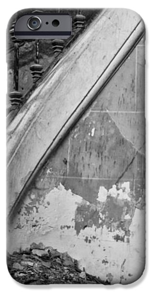 Forgotten Stairs iPhone Case by Nomad Art And  Design