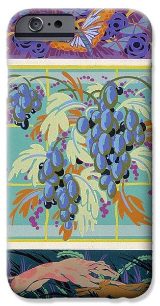 Design iPhone Cases - Formes et couleurs iPhone Case by Auguste H Thomas