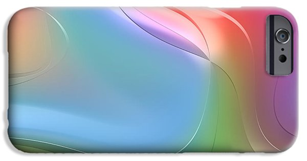 Form iPhone Cases - Formes Lascive - 5469 iPhone Case by Variance Collections