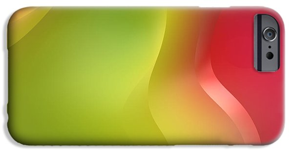 Form iPhone Cases - Formes Lascives - 430c02 iPhone Case by Variance Collections