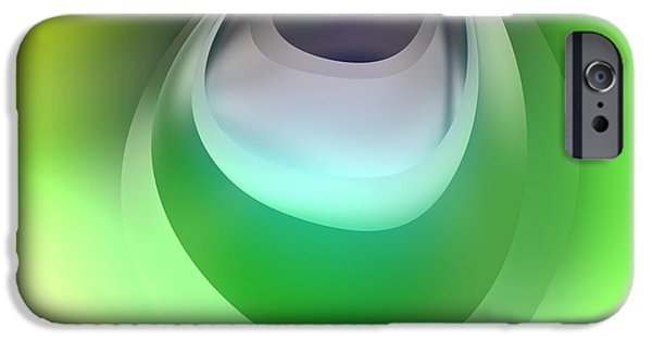 Form iPhone Cases - Formes Lascives - s55b02 iPhone Case by Variance Collections