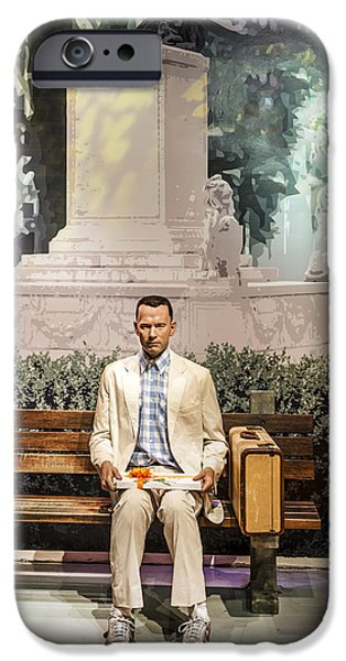 Beloved iPhone Cases - Forrest Gump iPhone Case by Mountain Dreams