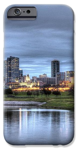 Fort Worth Color iPhone Case by Jonathan Davison