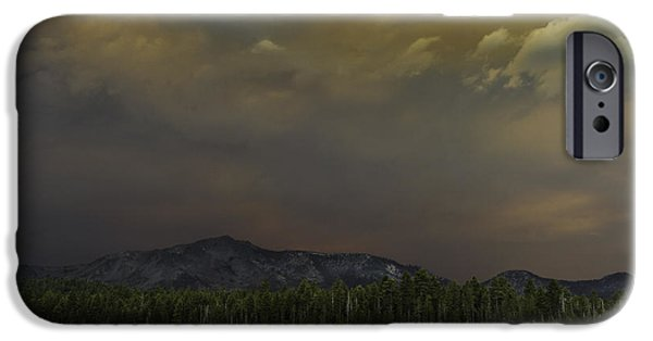 Unset iPhone Cases - Fortuitous iPhone Case by Mitch Shindelbower